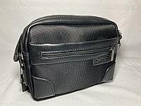 Компактная сумка-почтальонка.Текстиль.Высота 16 см,ширина 21 см,глубина 5 см., фото 1