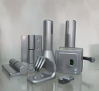 Комплект алюминиевый для сантехнических перегородок