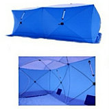 Палатка зимняя куб двойная, фото 2