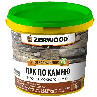 Лак для камня Zerwood с мокрым эфектом