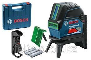 Лазерный нивелир BOSCH GCL 2-15G + RM1 + BM3 clip + кейс