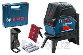 Лазерный нивелир BOSCH GCL 2-15 + RM1 + BM3 clip + кейс