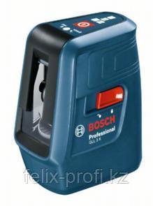 Лазерный нивелир BOSCH GLL 3X