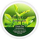 Крем для лица Deoproce Natural Skin Green Tea Nourishing Cream Экстракт зелёного чая (100 мл), фото 2