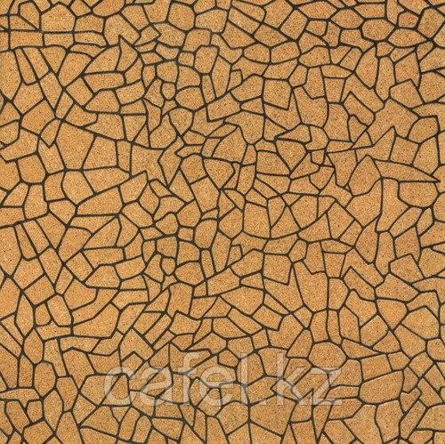 Керамогранит 42х42 Мирт коричневый