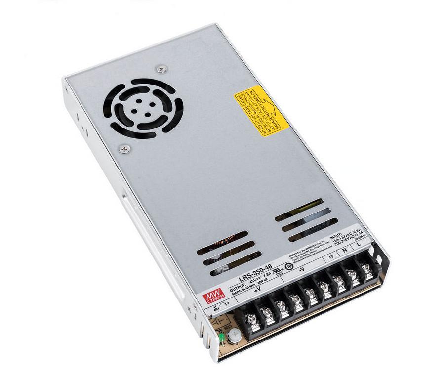 Блок питания Mean Well LRS-350-48