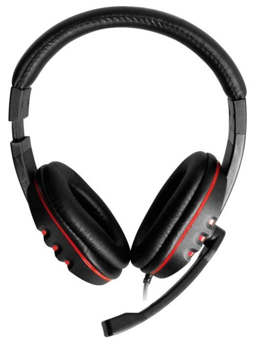 Наушники с микрофоном Oklick HS-L380G ABBADON