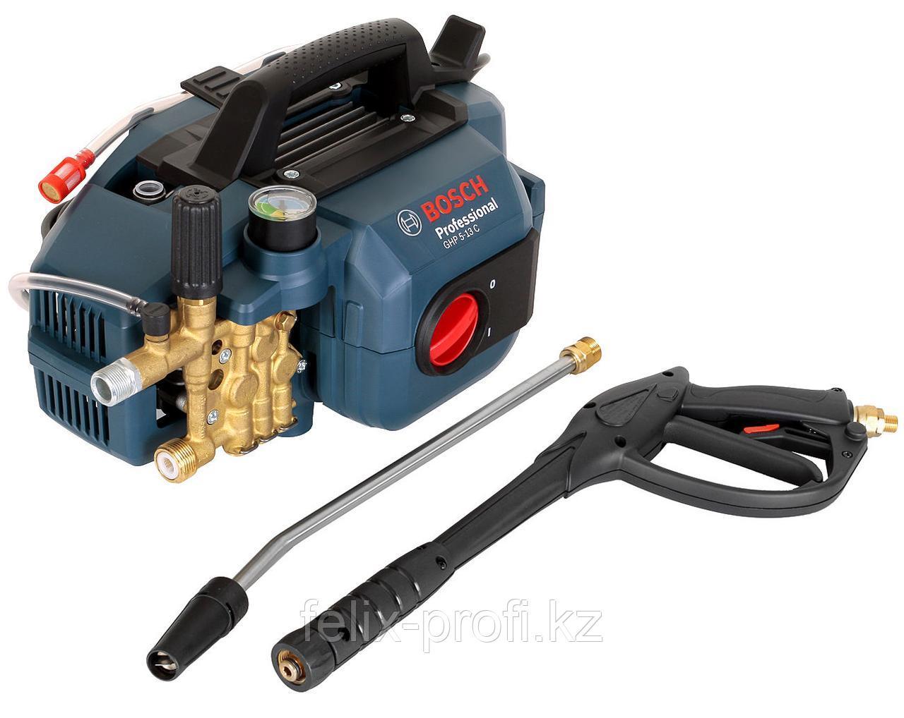 Очиститель-мойка высокого давления Bosch GHP 5-13 C