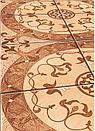Керамогранит 42х42 Помпей | Pompei с орнаментом, фото 3