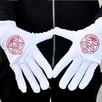 Перчатки Роя Мустанга - Стальной алхимик, фото 3