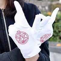 Перчатки Роя Мустанга - Стальной алхимик, фото 2