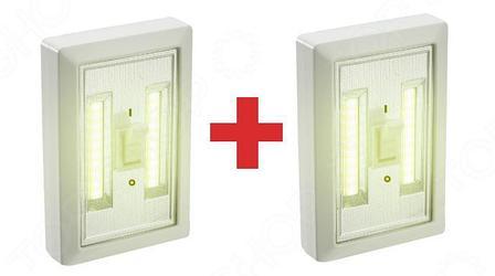 Компактные беспроводные светильники 2 шт. С Днем Автомобилиста!, фото 2