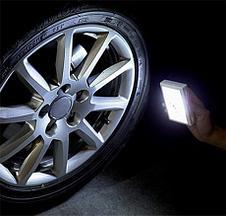 Компактные беспроводные светильники 2 шт. С Днем Автомобилиста!, фото 3