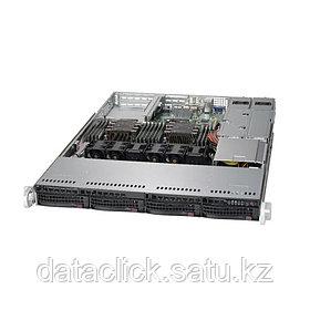 Сервер Supermicro CSE-815TQC-R706WB2/MBD-X11DDW-L/1*Intel CPU Server Xeon-SC 6246R/64GB/NoHDD/No Soft