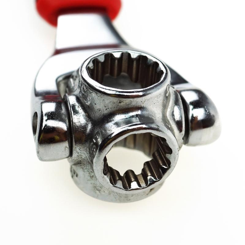 Универсальный ключ Tiger  48-в-1. С Днем Автомобилиста!