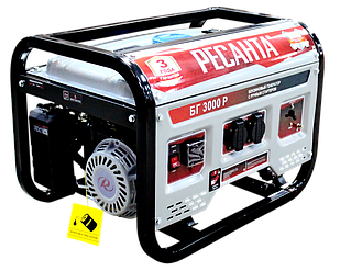 Электрогенератор БГ 3000 Р