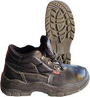 Ботинки зимние литые