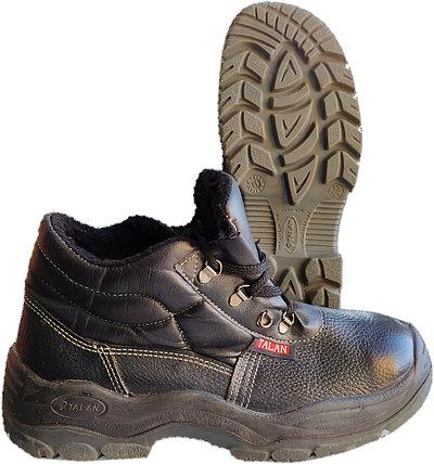 Ботинки зимние литые, фото 2