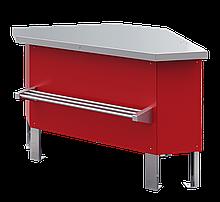 Прилавок холодильный среднетемпературный ПХС-УН (мясной, под выносное холодоснабжение)