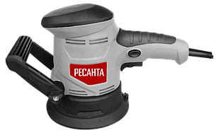 Эксцентриковая шлифовальная машина ЭШМ-125Э Ресанта