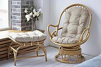 Плетеная ротанговая мебель Кресло качалка