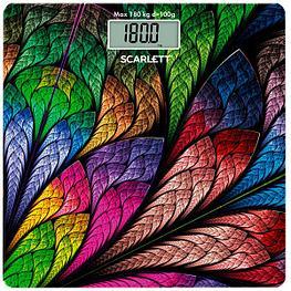 Напольные весы электронные Scarlett SC-BS33E095