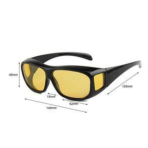 Антибликовые очки для ночного вождения. С Днем Автомобилиста!, фото 2
