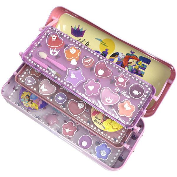 Markwins 1599021E Princess Игровой набор детской декоративной косметики в пенале больш.
