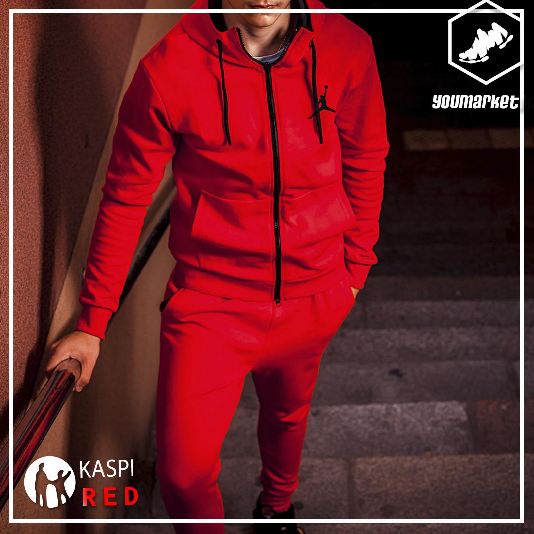 Спортивный костюм Air Jordan Red