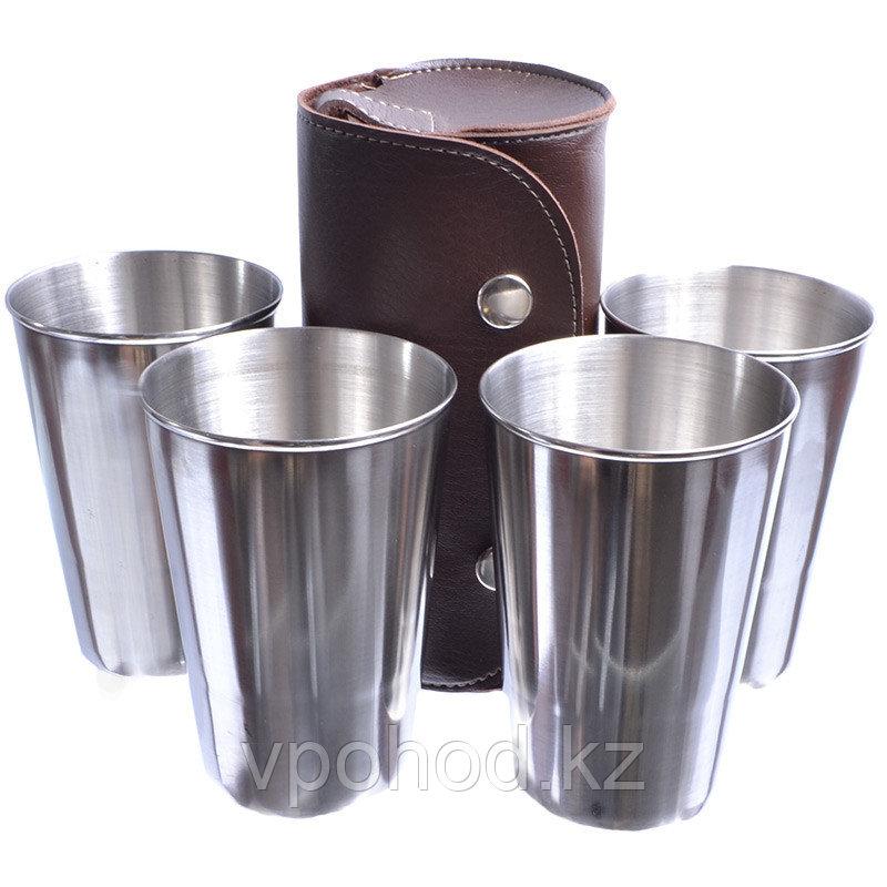 Набор стаканов в чехле по 320 гр
