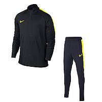 Тренировочный футбольный костюм Nike Dry Dril Top ACDMY SR