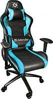 Игровое кресло Defender Interceptor CM-363 Голубой