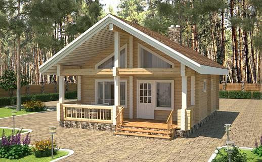 Проект дома №155
