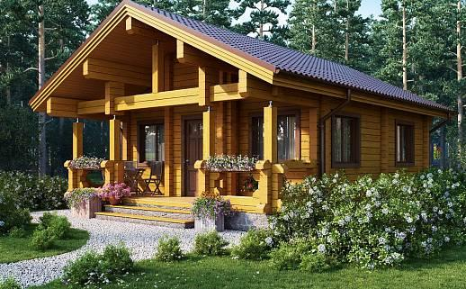 Проект дома №174