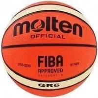 Баскетбольные мяч № 6 Molten