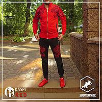 Люксовый спортивный костюм Philipp Plein Tigers Red