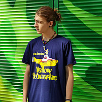 Футболка  Yellow Submarine - The Beatles, фото 2