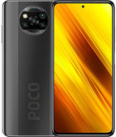 Смартфон Xiaomi Poco X3 128Gb Серый