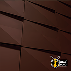 Алюкобонд 318 коричневый 8824 ARABOND, фото 3