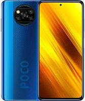Смартфон Xiaomi Poco X3 128Gb Синий