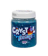 Слайм Crystal Slime Голубой 250 гр.