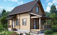 Проект дома №186, фото 1