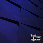 Алюкобонд 421 темно-синий 8827 ARABOND, фото 3