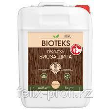 Пропитка биозащита Bioteks/универсал бесцв 5л,