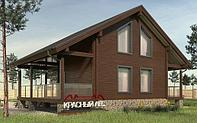 Проект дома №105, фото 1