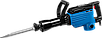 """Молоток отбойный """"Бетонолом"""", ЗУБР Профессионал, HEX 30, 40 Дж, 17 кг, 1400 уд/мин, 1700 Вт, кейс, фото 3"""