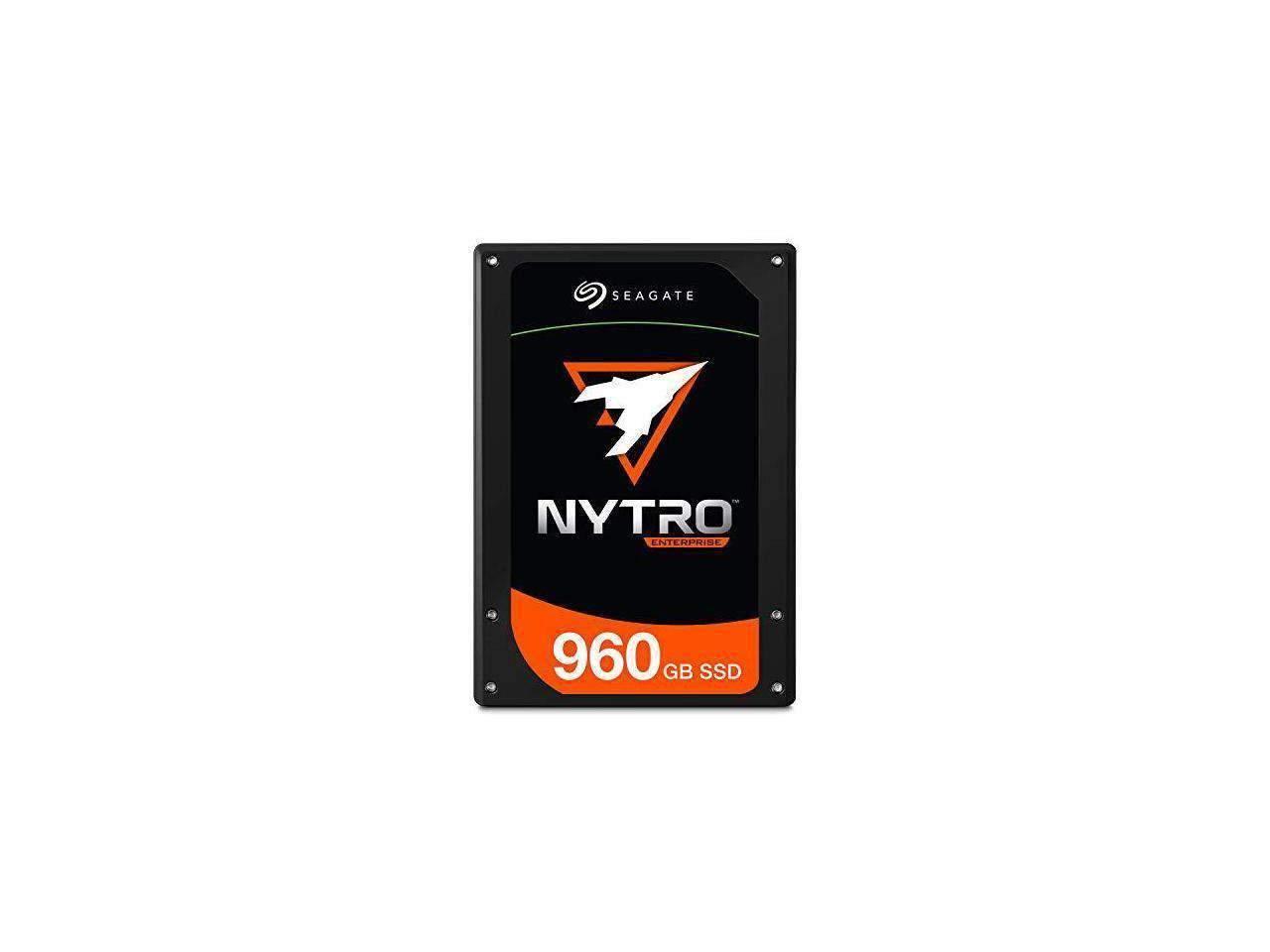 Твердотельный накопитель SSD 960 Gb SATA Seagate XA960LE10063