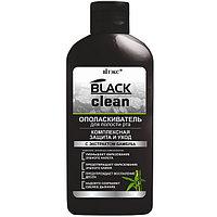 BV BLACK CLEAN Ополаскиватель для полости рта «Комплексная защита и уход» 285 мл