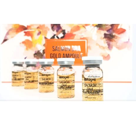 Сыворотка Stayve Salmon DNA Gold Peptide  8мл