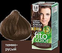 ФК 4844 Стойкая крем-краска FitoColor 5.0 Темно русый